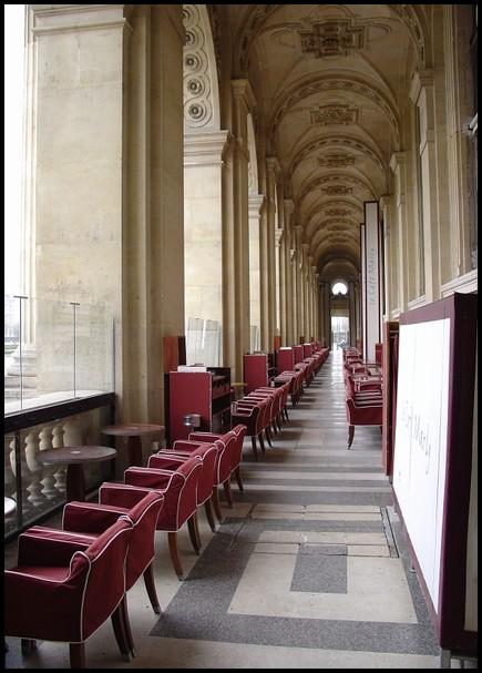 Cafe Marly Paris Carte
