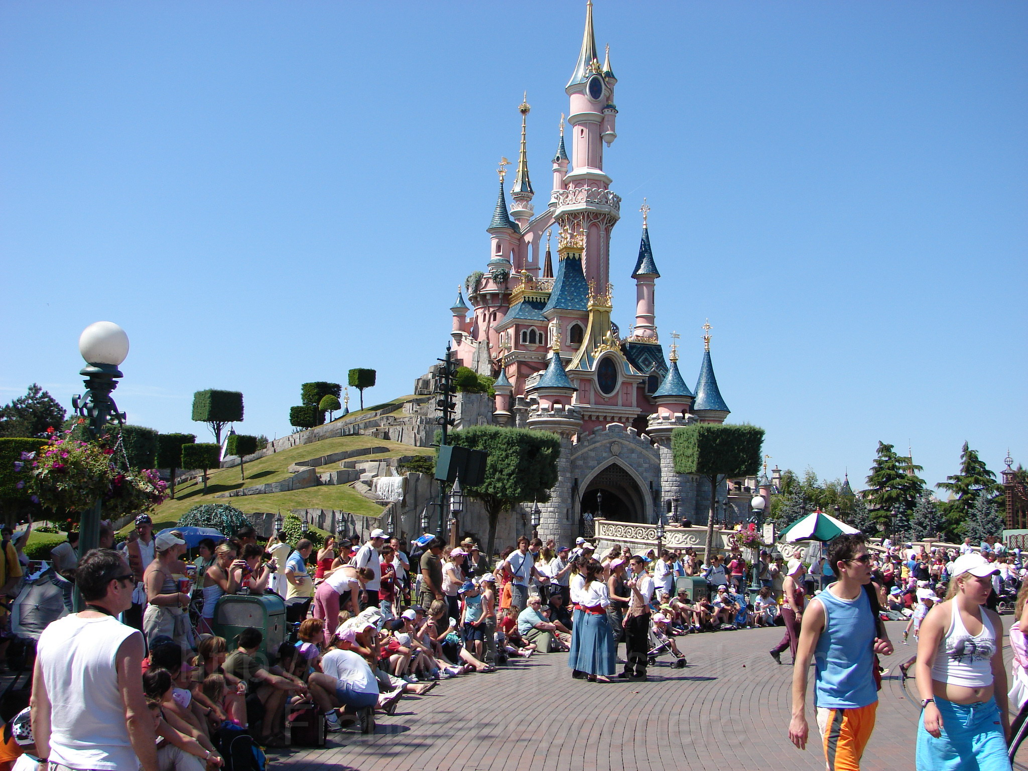 S jours disneyland paris pas chers guide spectacles for Sejour complet disneyland paris