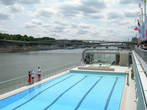 Piscine bernard lafay for Piscine privee paris