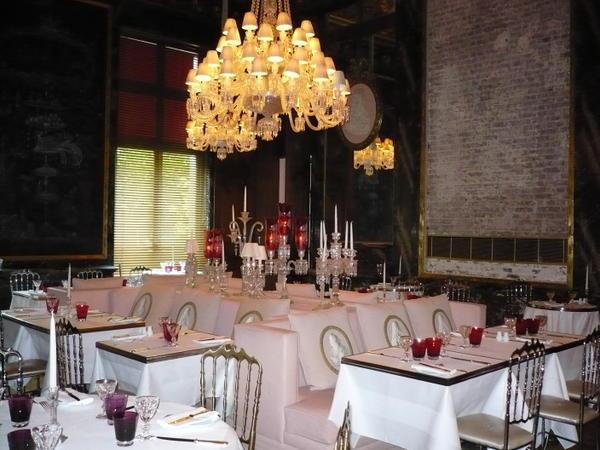 Le Cristal Room Baccarat