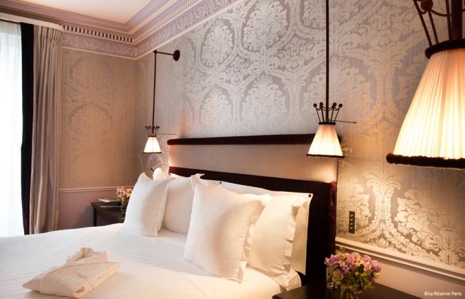 Paris a la Carte Conciergerie Privé de Luxe ~ Quarto Tipico Japones